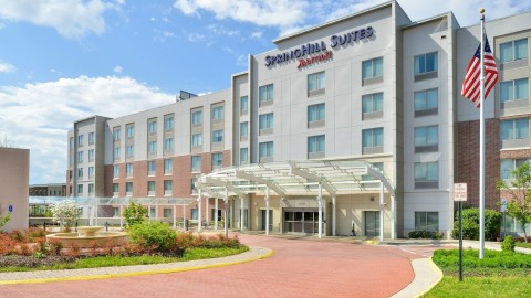 SpringHill Suites Fairfax Fair Oaks (Photo: Business Wire)