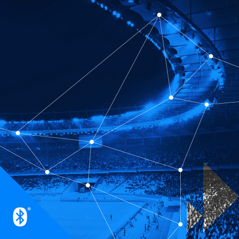 Bluetooth mesh - Stadium (Photo: Business Wire)