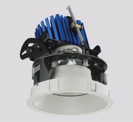 使用首尔半导体LED SunLike的LEDRAbrands公司照明产品 (照片:美国商业资讯)