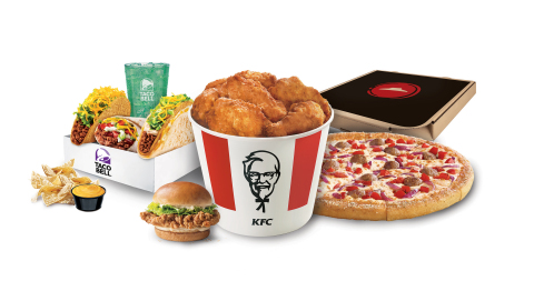 Yum! Brands, Inc. today released its 2017 Global Citizenship & Sustainability Report highlighting the company's progress in 2016 and 2017 and outlining its Recipe for Good, which includes efforts by KFC, Pizza Hut and Taco Bell to make a meaningful impact in three areas of strategic focus: Food, Planet and People. (Photo: Business Wire)