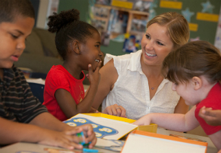 Bright Horizons Launches Free College Tuition Program for Early Educators (Photo: Business Wire).