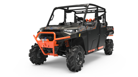 RANGER CREW XP 1000 EPS High Lifter Edition (Photo: Polaris)