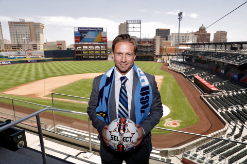 El Paso USL Head Coach and Technical Director Mark Lowry (Photo: Business Wire)
