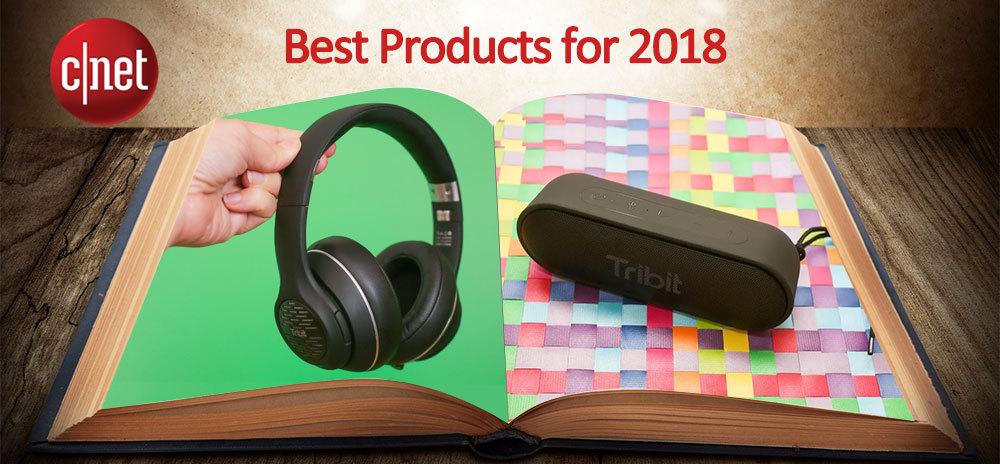 Tribit XSound Go Ranks 5th Among CNET Top 15 Best Bluetooth