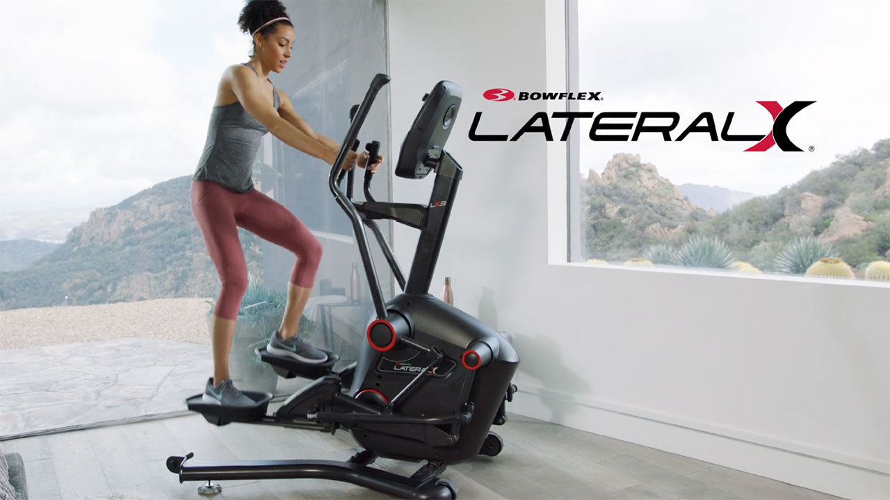 New Bowflex® LateralX® Trainer from Nautilus, Inc. Will Move You Like Never Before