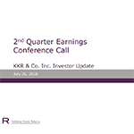 KKR Q2'18 Supplemental Operating and Financial Data