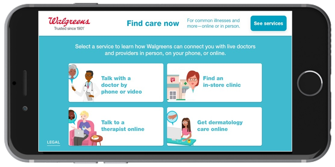 Walgreens Introduces New Digital Marketplace Featuring 17 Leading ...