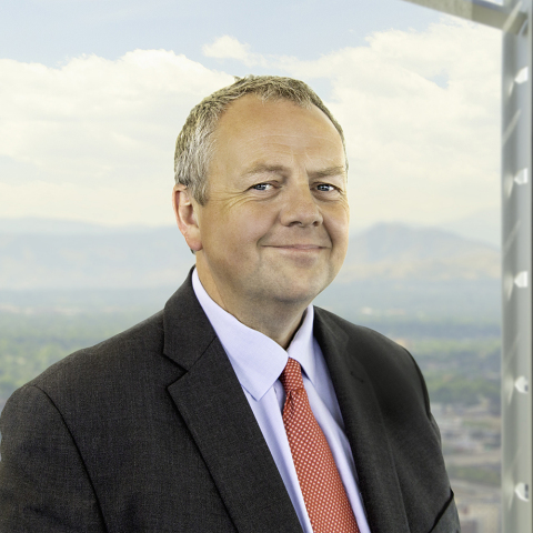Nigel Gilhespy. (Photo Business Wire)