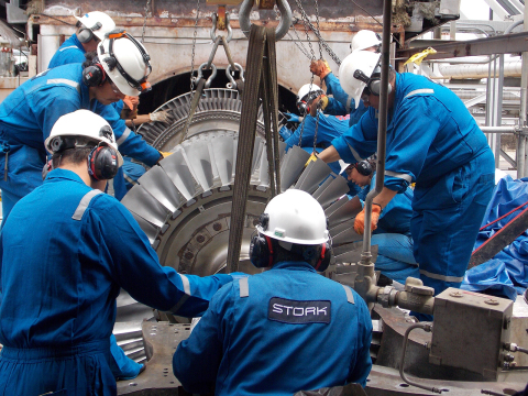Stork awarded integrated operations and maintenance contract renewal by Ecopetrol (Photo: Business Wire)