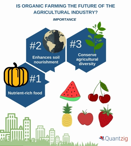 Is Organic Farming the Future of the Agricultural Industry (Graphic: Business Wire)