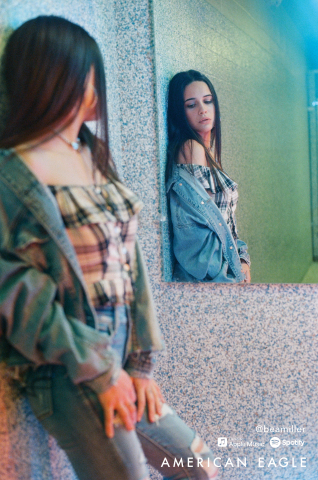 #AExME - Bea Miller (Photo: Courtesy of AEO)