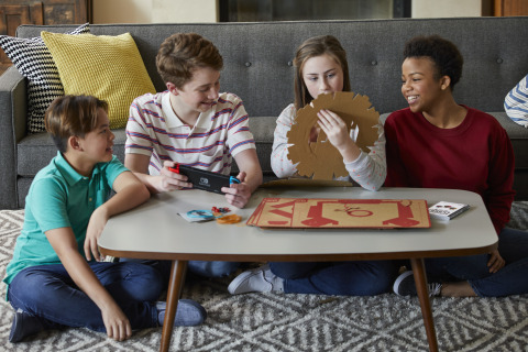 Nintendo Labo: Vehicle Kit includes its own unique Nintendo Switch software designed to work with the included Toy-Con projects. Enjoy the fun of making each Toy-Con creation, playing immersive games with them, discovering how they work and even inventing new ways to play. (Photo: Business Wire)
