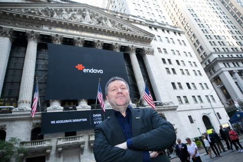 Endava CEO John Cotterell (Photo: Business Wire)