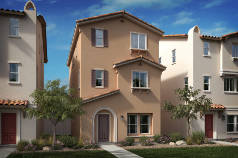 New KB homes now available in Los Angeles! (Photo: Business Wire)