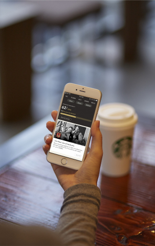 Every dollar donated using the Starbucks® mobile app from July 31 through August 12 will be matched 2:1 by The Starbucks Foundation up to $500,000 (Photo: Business Wire)