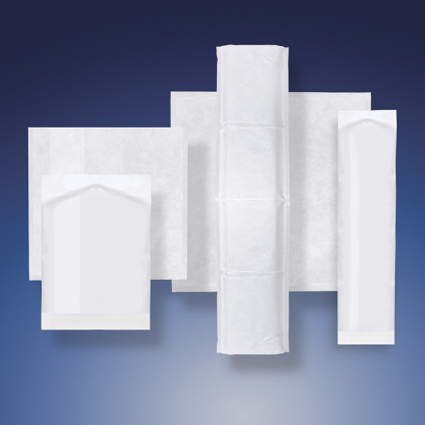 Qosina Unveils New Tyvek® Sterilization Supplies (Photo: Business Wire)