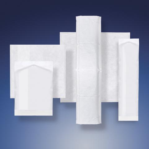 Qosina Unveils New Tyvek® Sterilization Supplies (Photo: Business Wire)