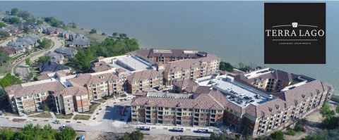 Terra Lago lakefront apartments in Rowlett, Texas (Photo: Business Wire)