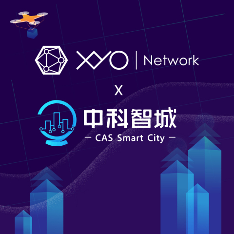 XYO Network partners with CAS Smart City to deliver trusted location data to IoT devices and smart city command platforms in China smart cities. (Graphic: Business Wire)