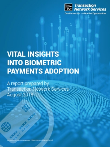 New report reveals vital insights into consumer attitudes to biometric payments (Photo: Business Wir ...