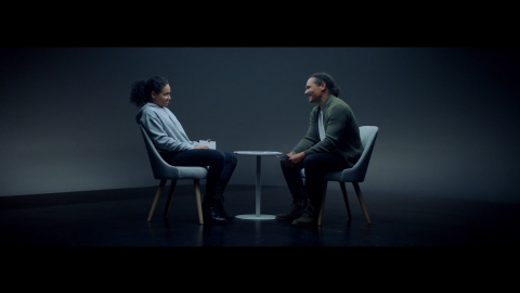 Real fathers and daughters explore their own relationships in this Netflix Short tied to its Original Film, Like Father (Aug 3) (Photo: Business Wire)
