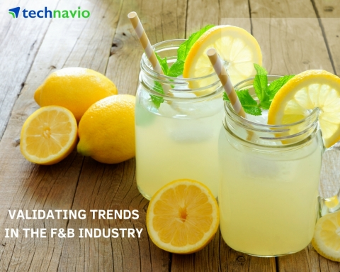Industry experts at Technavio gauge latest trends and come up with winning strategies for the food and beverage sector. (Graphic: Business Wire)