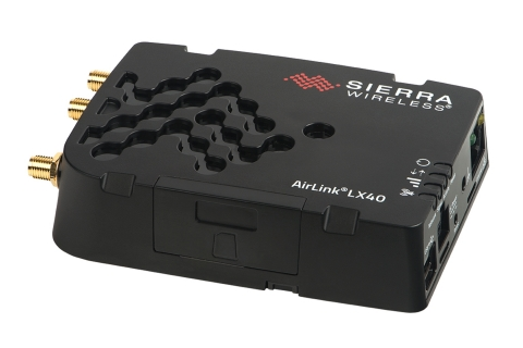 Sierra Wireless AirLink LX40: the most compact LTE/LPWA router for IoT and enterprise applications (Photo: Business Wire)