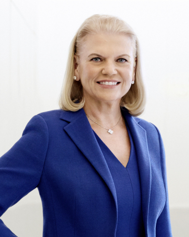 IBM CEO Ginni Rometty (Photo: Business Wire)
