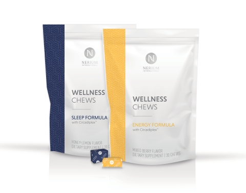 Nerium International Introduces Wellness Chews in Energy and Sleep Formulas (Photo: Business Wire)