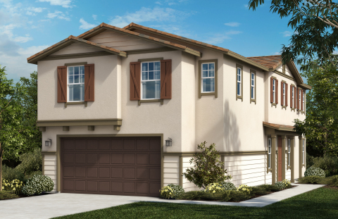 New KB homes now available in Ontario. (Photo: Business Wire)