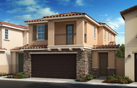 New KB homes now available in Murrieta. (Photo: Business Wire)