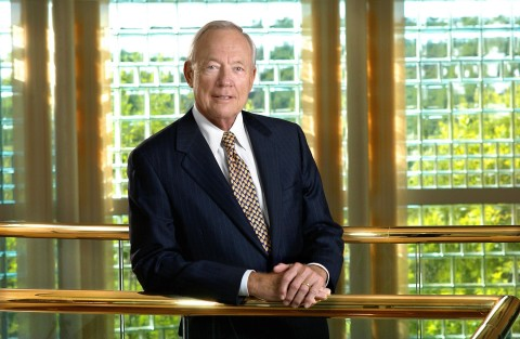 Cintas Founder and Chairman Emeritus Richard T. Farmer (Photo: Business Wire)
