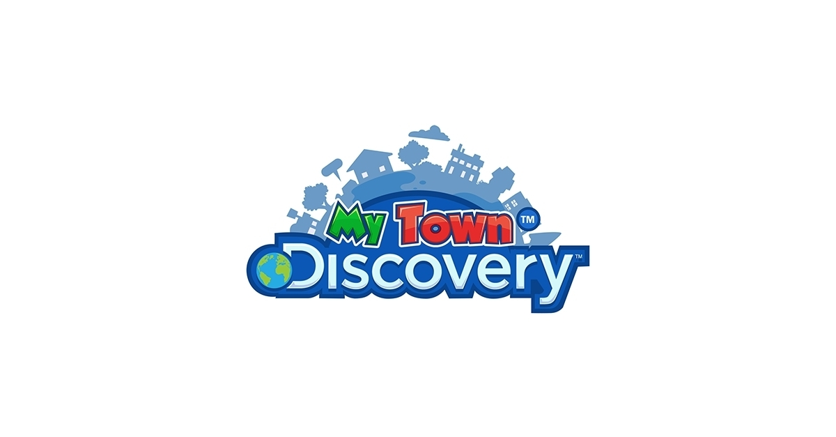 Award-Winning My Town™ Games Signs Deal with Discovery, Inc  to