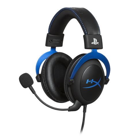 HyperX announces it's first licensed PlayStation®4 gaming headset (Photo: Business Wire)