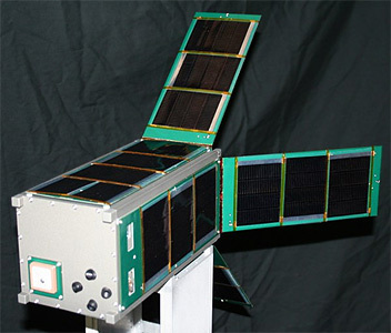 Asgardia-1 satellite (Photo: Business Wire)