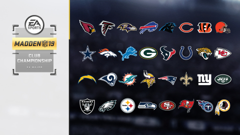Electronic Arts And NFL Connect Esports to Millions With the New Madden NFL 19 Championship Series (Graphic: Business Wire)