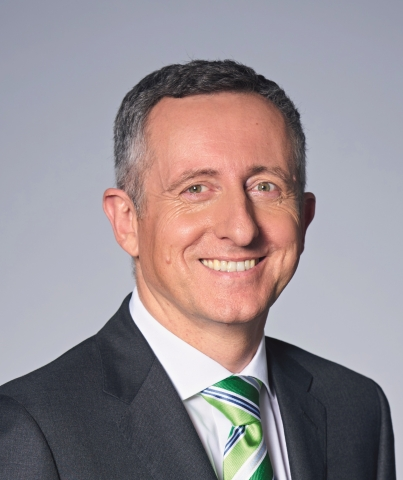 Andreas Friesch has been named CEO of LR Health & Beauty Systems GmbH. (Photo: Business Wire)