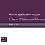 KREF Q2'18 Supplemental Information