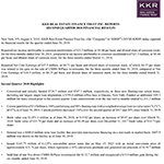 KREF Q2'18 Earnings Release