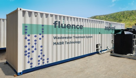 An Aspiral™ Smart Packaged Wastewater Treatment Solution will be deployed in the Gulf Coast region of the USA. (Photo: Business Wire)