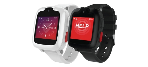 Freedom Guardian, an all-in-one wearable technology from Medical Guardian (Photo: Business Wire)