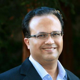 Datta Nadkarni, EyeQue Chief Marketing Officer (Photo: Business Wire)