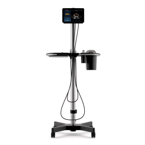 EchoNous has released the AI Station™, a new docking system especially designed for emerging nursing tools, aimed at raising convenience for nurses and lowering costs for health systems. (Photo: Business Wire)