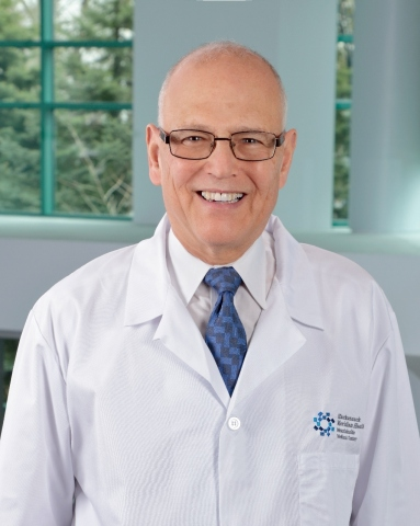 Dr. Barry J. Weber specializes in the treatment of pulmonary diseases, including respiratory failure, and thoracic treatments. (Photo: Business Wire)