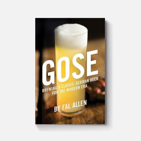 Brewers Publications™ releases Gose: Brewing a Classic German Beer for the Modern Era by Fal Allen.  ...