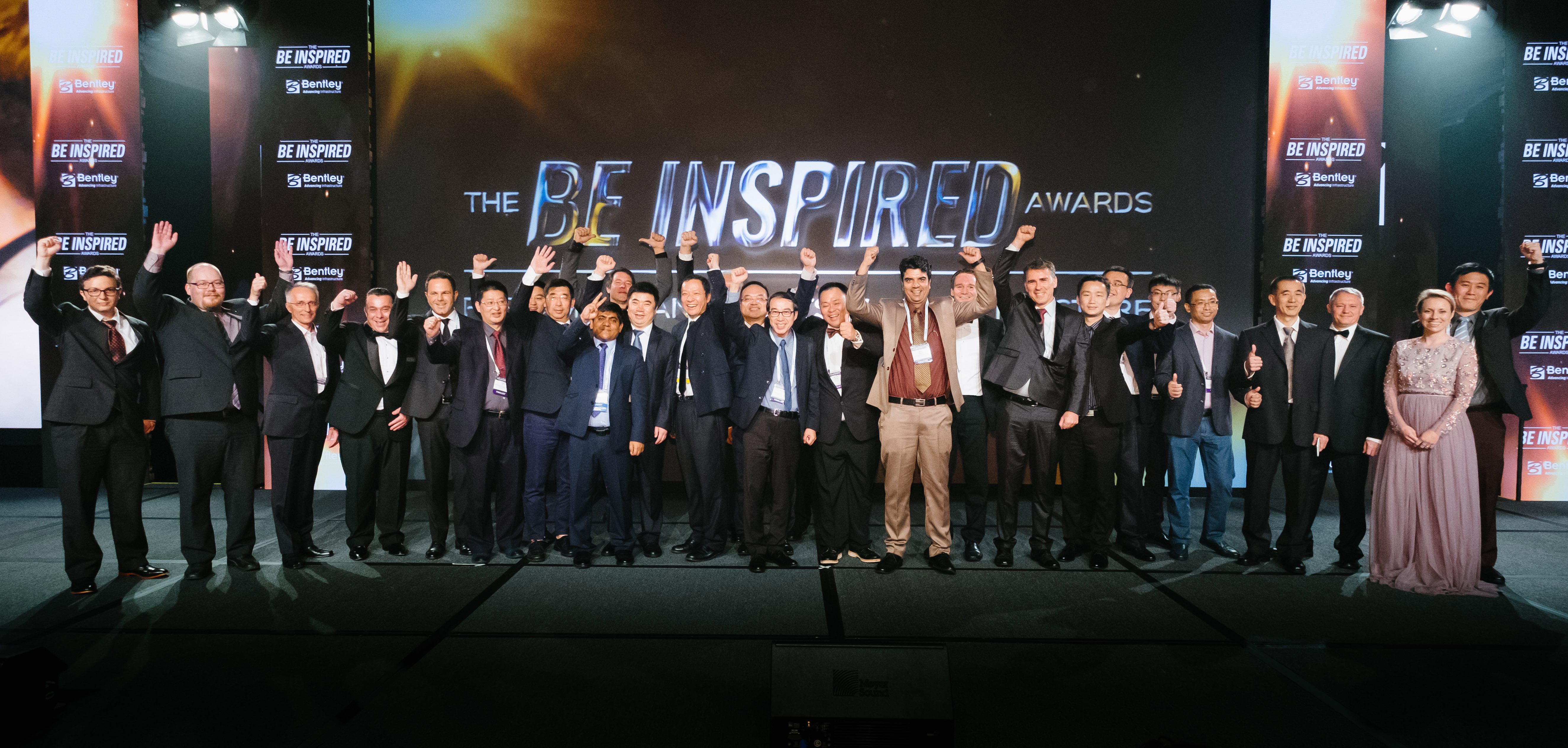 Bentley Systems、The Year in Infrastructure 2018 Awardsプログラム ...