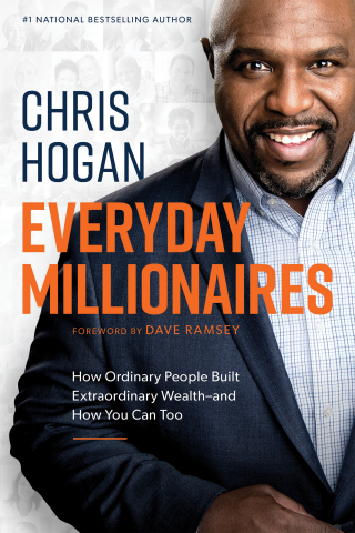 Everyday Millionaires: How Ordinary People Built Extraordinary Wealth - and How You Can Too is now available for pre-order. (Photo: Ramsey Solutions)