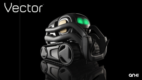 Vector is Anki's first home robot with personality. Fully autonomous, cloud-connected, and always-on ...