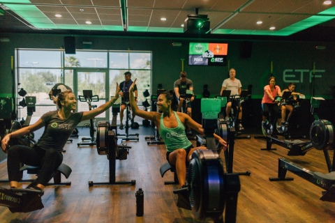 Eat the Frog Fitness offers an inclusive approach to physical fitness and helps members maintain momentum to accomplish their goals. (Photo: Business Wire)