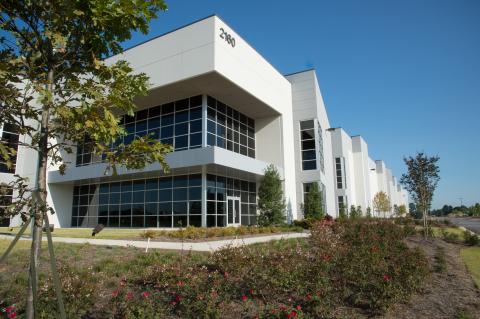 Gillem Logistics Center Building 200 (Photo: Business Wire)